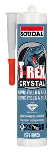 Lepidlo a tmel T-rex Power Crystal  290ml