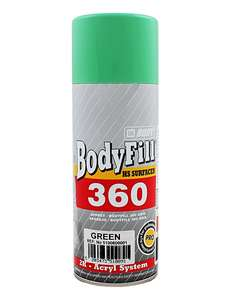 Plnič ve spreji Zelený 400ml Body 360