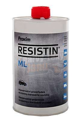 Resistin ML do dutin auta 950g