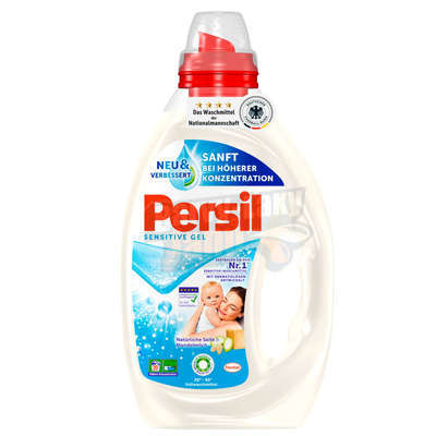 Persil gel 20W Sensitive