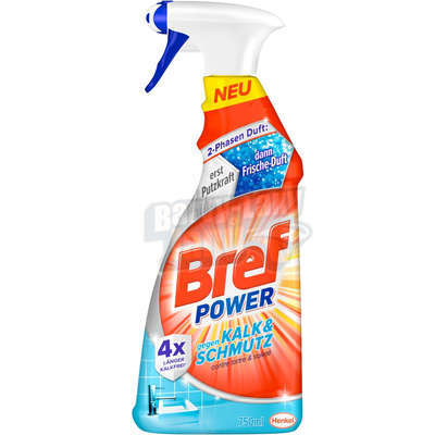 Bref Power na koupelnu 750ml