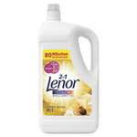 Lenor Prací Gel 80W Golden